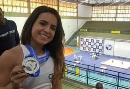 Paraibana é vice-campeã no Brasileiro de Levantamento de Pesos