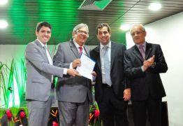 Presidente da Asplan recebe título de Cidadão Paraibano da ALPB