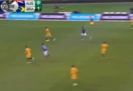 Acompanhe o jogo entre Brasil e Austrália
