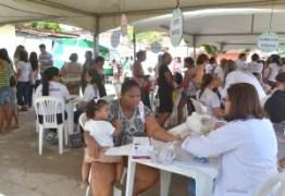 Prefeitura de João Pessoa realiza ação de saúde e cidadania na comunidade do Timbó