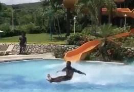 Vídeo impressionante que desafia a física viraliza e deixa a web intrigada