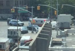 NOVA YORK: Homem armado com fuzil abre fogo em hospital