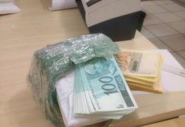 Polícia Federal prende suspeitos de comercializar dinheiro falso no Sertão
