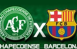 Chapecoense consegue acordo e confirma amistoso contra Barcelona