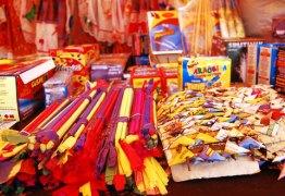 Em época de São João, saiba quais são as regras para uso de fogos de artifício