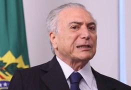 Temer pode perder apoio de deputados  do PMDB contra denúncia