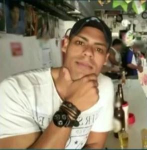 homem pp 295x300 - Polícia prende acusado de matar homem dentro no Parque do Povo - VEJA VÍDEO DO CRIME