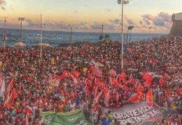 O POVO PELAS DIRETAS: Multidão em Salvador pede fora Temer e diretas já