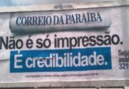 Último jornal impresso diário no Estado 'Correio da Paraíba' já tem data para fechar as portas, revela site campinense