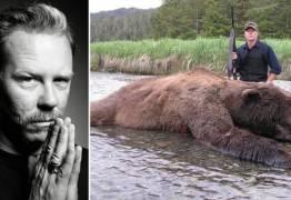 Vocalista do Metallica é escolhido para narrar seriado sobre caça de ursos