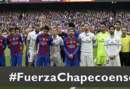 CBF não facilita e Chape deve cancelar amistoso contra o Barcelona