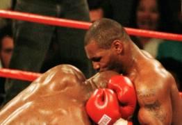 Mordida de Tyson em Holyfield completa 20 anos nesta quarta; VEJA VÍDEO