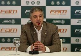 Ex-presidente do Palmeiras quer ser governador de SP