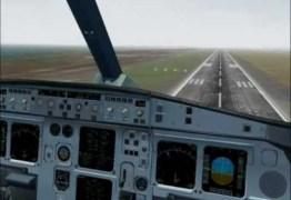 Avião da FAB faz pouso forçado na Base Aérea do Galeão