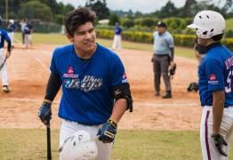 Garoto de 16 anos pode ser o primeiro brasileiro a fechar contrato milionário no beisebol