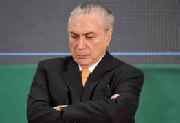 EDITORIAL DO GLOBO VOLTA A COBRAR SAÍDA DE TEMER
