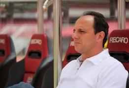 Rogério Ceni pede desculpas e relembra riscos de assumir o São Paulo