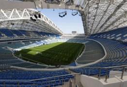 """ONG denuncia """"abusos e exploração"""" de trabalhadores da Copa da Rússia"""