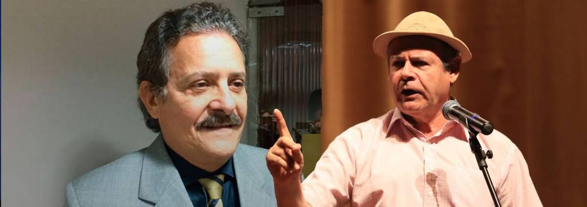 tiao gomesfull - Tião Gomes presta queixa contra Nairon Barreto após piada