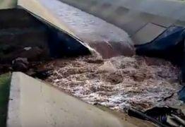 Canal da Transposição do Rio São Francisco se rompe – VEJA VÍDEOS