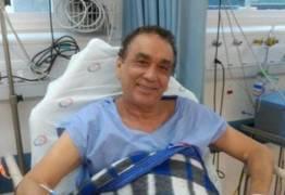 Jornalista Walter Santos passa por cateterismo de urgência durante viagem