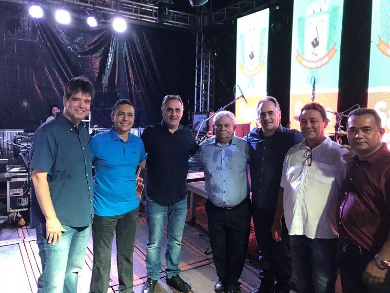 20032017094950 - Luciano Cartaxo pode contar com o apoio de 8 prefeitos das 10 maiores cidades da PB - Por Alan Kardec