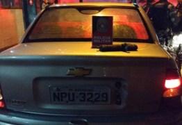 Polícia frustra assalto a pizzaria e prende suspeito em flagrante na Capital