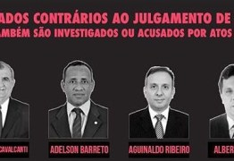 Atriz Cléo Pires acusa Aguinaldo Ribeiro e mais sete deputados de atos ilícitos e de defenderem políticos corruptos