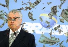 Antes de votação, Temer distribuiu R$ 15 bilhões em programas e emendas