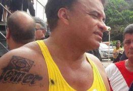 Deputado que tatuou 'Temer' recebeu R$ 6,6 milhões para emendas em dois meses deste ano, diz ONG