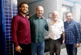 Jeová Campos participa de palestra do líder do MST e convida a todos para lutar pelas eleições diretas