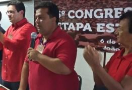 PT/PB emite nota de repúdio sobre declarações de Roberto Cavalcanti