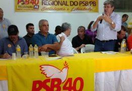 Militantes do PSB de Pombal anunciam desfiliação em massa