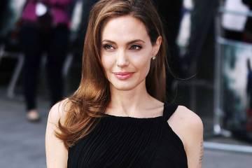 angelina jolie atriz - Angelina Jolie diz que Brasil é 'um conto de fadas'
