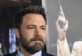 Ben Affleck deixa elenco de filme sobre 'fronteira do Brasil'