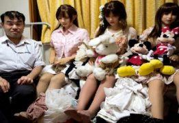 Japoneses trocam esposas por bonecas de silicone
