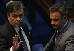 Aécio faz ameaça a Cássio e cobra lealdade do paraibano, revela O Globo