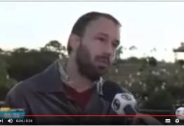 VEJA VÍDEO: Diretor de zoológico fala 'Fora, Temer' ao vivo na Globo e é demitido