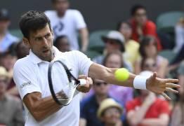 Djokovic abandona partida e perde chance de se tornar número 1 do ranking