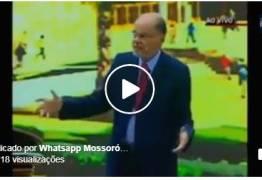 VEJA VÍDEO: Pastor Edir Macedo perde a paciência e amaldiçoa todos os celulares