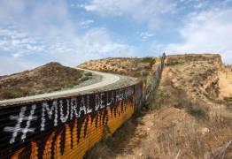 Trump diz que muro com México não se estenderá por toda fronteira