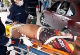 Após tiroteio ex-presidiário fica ferido no Valentina