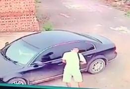 VEJA VÍDEO: Ladrão flagra casal fazendo sexo ao tentar furtar carro