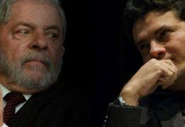 Moro e Lula frente a frente de novo em setembro