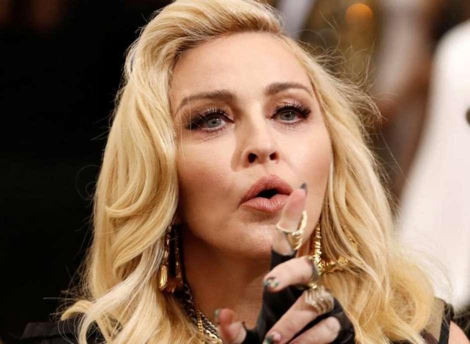 madona - Juiz não permite leilão de itens pessoais de Madonna