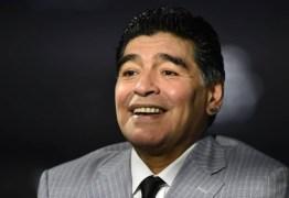 Diego Maradona é acusado de assédio sexual