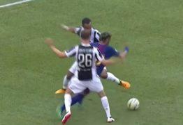 VEJA VÍDEO: Neymar de saída do Barça faz golaço contra a Juventos