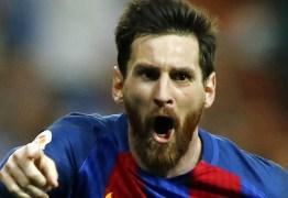 Messi iniciava trajetória no Barcelona há 16 anos