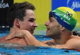 Brasileiro de 37 anos conquista medalha de prata no Mundial de natação