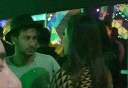 Neymar reencontra affair em fetival de musica de Goiânia